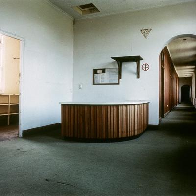 Unattended desk 2