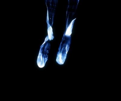 Blue stockings 2